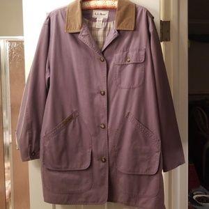 Lilac Barn Jacket